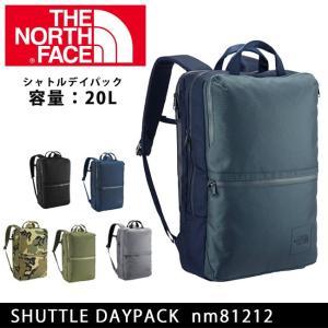 THE NORTH FACE シャトルデイパック NM81212