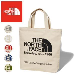 THE NORTH FACE ノースフェイス TNF ORGANIC C TOTE TNFオーガニックコットントート NM81908 【日本正規品/トートバッグ/バッグ/オーガニックコットン】|highball