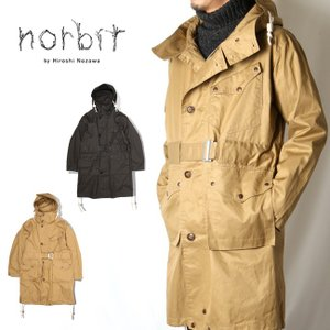 norbit ノービット FIELD WORK COAT HNCT-001 【アウトドア/コート/アウター/メンズ】|highball