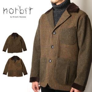 norbit ノービット HYBRID FIELDERS JACKET HNJK-001 【アウトドア/ジャケット/アウター】|highball
