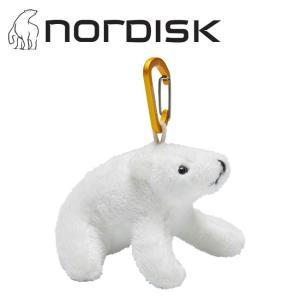 NORDISK ノルディスク Polar Bear (1 Piece) Mustard 148101 【キーホルダー/くま/チャーム/マスコット】 highball