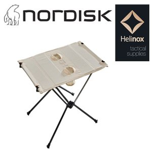NORDISK ノルディスク Nordisk X Helinox Table 149013 【ヘリノックス/コラボ/テーブル/机/アウトドア/キャンプ】|highball
