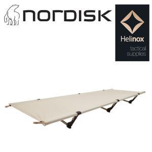 NORDISK ノルディスク Nordisk X Helinox Bed 149014 【ヘリノックス/コラボ/ベッド/キャンプベッド/アウトドア/キャンプ】 highball