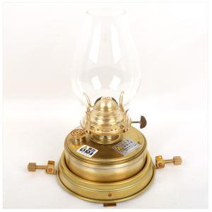 日本船燈株式会社 ニッセン 灯油ランプ ボートランプ 1型 【LITE】真鍮板製 燈 灯油ランプ マリン 日船|highball|02