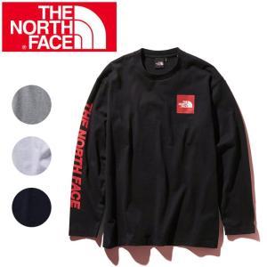 THE NORTH FACE ノースフェイス L/S SQ LG SLEEVE T NT31951 【日本正規品/Tシャツ/アウトドア】【メール便・代引不可】|highball