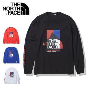 THE NORTH FACE ノースフェイス L/S Karakoram Range Tee ロングスリーブカラコラムレンジティー NT32131 【長袖/Tシャツ/メンズ/正規品】 highball