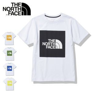THE NORTH FACE ノースフェイス S/S Colored Square Logo Tee ショートスリーブカラードスクエアロゴティー NT32135 【日本正規品】【メール便・代引不可】 highball
