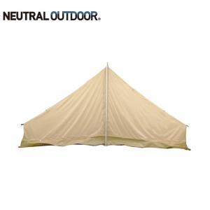 NEUTRAL OUTDOOR ニュートラルアウトドア  NT-TE09 GEテント 6.0 インナールーム 34085 【アウトドア/キャンプ/テント/インナー】|highball