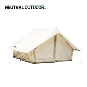 NEUTRAL OUTDOOR ニュートラルアウトドア NT-TE10 GEロッジテント4.0 44390 【テント/ロッジ型テント/アウトドア/キャンプ】|highball