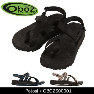 OBOZ オボズ Potosi OBOZS00001 【靴】 サンダル スポーツサンダル コンフォートサンダル|highball