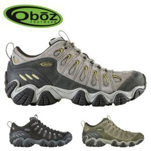 OBOZ オボズ トレッキングシューズ Sawtooth Low 20601 【靴】メンズ|highball