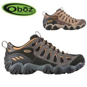 OBOZ オボズ トレッキングシューズ Sawtooth Low B-Dry 21401 【靴】メンズ|highball
