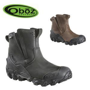 OBOZ オボズ M'S BIG SKY MID INSULATED B-DRY 82101 【アウトドア/靴/メンズ】|highball