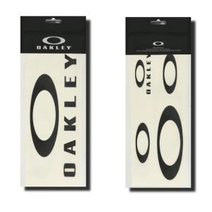 OAKLEY オークリー Logo Sticker Pack Large (73) 210-805-001 【ステッカー/シール/おしゃれ/アウトドア】|highball|02