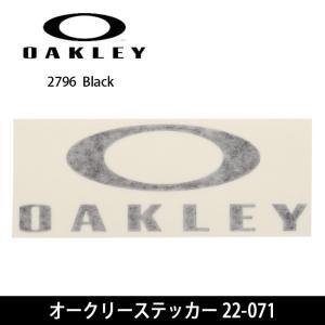 OAKLEY オークリー オークリーステッカー 22-071 RETOO02AA/2796【雑貨】日本正規品|highball