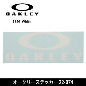 OAKLEY オークリー オークリーステッカー 22-074 RET0596AA/1356【雑貨】日本正規品|highball