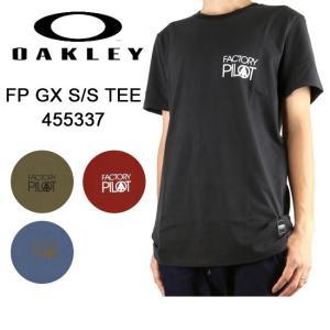 OAKLEY オークリー  FP GX S/S TEE 455337 【服】 Tシャツ【メール便・代引不可】|highball