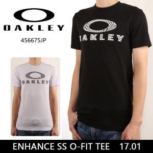 OAKLEY オークリー Tシャツ ENHANCE SS O-FIT TEE 17.01 456675JP 【服】メンズ【メール便・代引不可】|highball