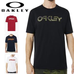 OAKLEY オークリー Mark II Tee 457133 【日本正規品/Tシャツ/アウトドア/タウンユース】【メール便・代引不可】|highball
