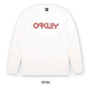 OAKLEY オークリー Mark II L/S Tee 457134 【日本正規品/長袖/シャツ/クルーネック】【メール便・代引不可】|highball|04