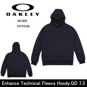 OAKLEY オークリー フリースフーディ Enhance Technical Fleece Hoody.QD 7.3 461608 【服】メンズ|highball