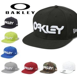 OAKLEY オークリー キャップ MARK II NOVELTY SNAP BACK 911784 【帽子】メンズ ぼうし|highball
