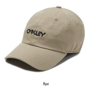 OAKLEY オークリー 6 Panel Washed Cotton Hat 912029 【キャップ/ぼうし/日よけ/スポーツ】|highball|03
