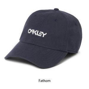 OAKLEY オークリー 6 Panel Washed Cotton Hat 912029 【キャップ/ぼうし/日よけ/スポーツ】|highball|05