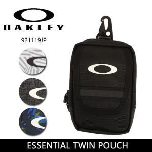 OAKLEY オークリー ポーチ ESSENTIAL TWIN POUCH 921119JP 【雑貨】|highball