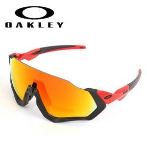 OAKLEY オークリー FLIGHT JACKET OO9401-0837 【日本正規品/サングラス/アジアンフィット/海/アウトドア/キャンプ/フェス/偏光レンズ】|highball