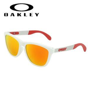 OAKLEY オークリー Frogskins  Mix (Asia Fit) OO9428-0555 【日本正規品/サングラス/アジアンフィット/海/アウトドア/キャンプ/フェス/PRIZM/偏光レンズ】|highball