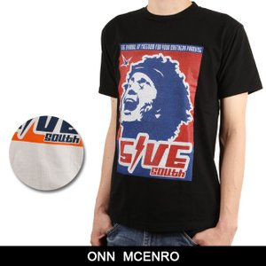 ONN Tシャツ JOHN MCENRO ジョン マッケンロー【服】【t-cnr】 トップス ファッション フェス アウトドア【メール便・代引不可】|highball