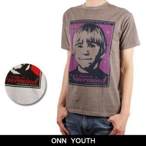 ONN Tシャツ YOUTH 【服】【t-cnr】 トップス ファッション フェス アウトドア【メール便・代引不可】|highball