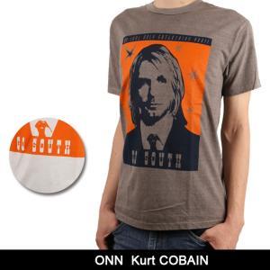 ONN Tシャツ Kurt Cobain カート コバーン【服】【t-cnr】 トップス ファッション フェス アウトドア【メール便・代引不可】|highball