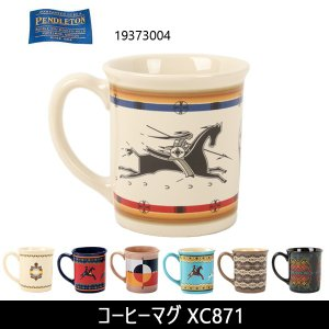 ペンドルトン PENDLETON コーヒーマグ XC871 19373004 【雑貨】 マグカップ マグ コップ 洋食器 おしゃれ インテリア|highball