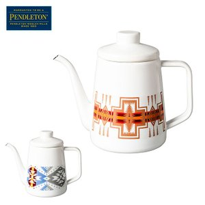 PENDLETON ペンドルトン エナメルドリップポット 19804303/FH102 【ハンドドリップ/コーヒー/アウトドア】|highball