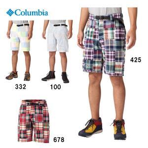 コロンビア Columbia ハーフパンツ バンナイズショーツ Van Nuys Short 日本正規品|highball