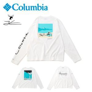 Columbia コロンビア Lake To Avenue Long Sleeve Tee レイクトゥーアヴェニューロングスリーブティー PM4739 【Jonas Claesson/ジョナスクレアッソン/長袖】|highball