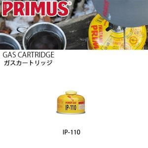 PRIMUS/プリムス ガスカートリッジ 小型ガス/IP-110|highball