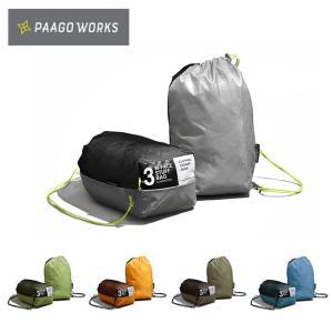 PaaGo WORKS パーゴワークス W-FACE STUFF BAG 3 ダブルフェイススタッフバッグ US006/US916 【トラベル/旅行/収納/アウトドア】【メール便・代引不可】|highball