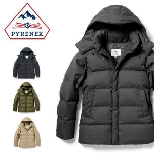 PYRENEX ピレネックス BELFORT HMK010 【アウトドア/メンズ/ダウン/ジャケット】|highball