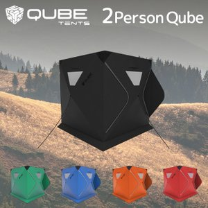 QUBE TENT キューブテント 2Person Tent 二人用テント 【ワンタッチテント/クイックピッチテント】|highball