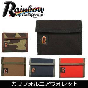 Rainbow of California レインボーオブカリフォルニア カリフォルニアウォレット 19780002【メール便・代引不可】|highball