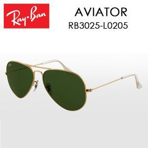 RayBan レイバン サングラス AVIATOR アビエイター RB3025-L0205 サイズ 58 正規商品販売店 【雑貨】【サングラス】|highball