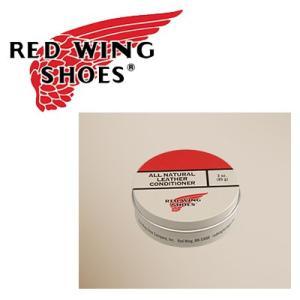 RED WING レッドウイング  シューズアクセサリー  All Natural Leather Conidtionner オールナチュラル・レザーコンディショナー 97104|highball