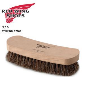 RED WING レッドウイング  シューズアクセサリー  Brush ブラシ 97106|highball