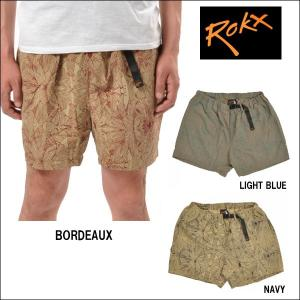 ROKX/ロックス クライミングショーツ PLANTATION PARADISE SHORT/RXMS425 【メール便・代引不可】|highball