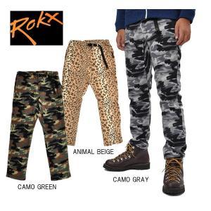 ROKX/ロックス プリースパンツ PLEECE PANT/ RXMF467|highball