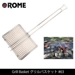 Rome Pie Iron/ローム Grill Basket グリルバスケット #63 【BBQ】【CKKR】 ホットサンド アウトドア BBQ ワイヤー highball