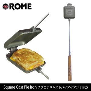 Rome Pie Iron/ローム Square Cast Pie Iron スクエアキャストパイアイアン #1705 highball